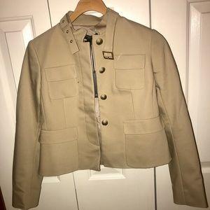 Ann Taylor statement jacket